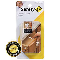 Safety 1st® Cabinet & Drawer Latch (14pk)