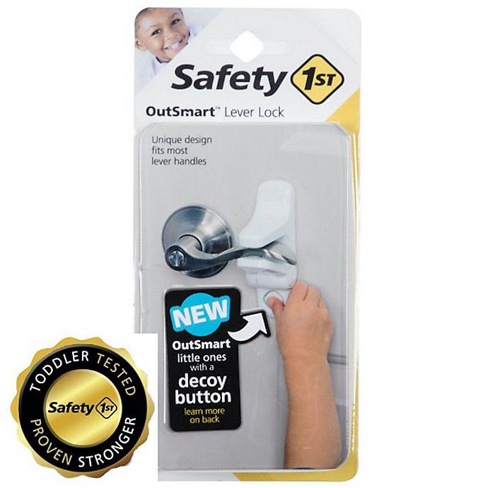 Alternate image 1 for Safety 1st® Outsmart Lever Lock