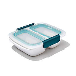 OXO Good Grips® Prep & Go Leakproof 2-Cup Divided Container