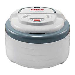 Nesco® 600-watt Top Mounted Food Dehydrator with Timer