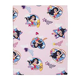 Warner Bros.® Wonder Woman Deluxe Easy Fold Toddler Nap Mat in Pink