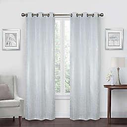 Simply Essential™ Shimmer Grommet Room Darkening Curtain Panels (Set of 2)