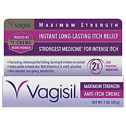 Vagisil® 1 oz. Anti-Itch Crème in Maximum Strength