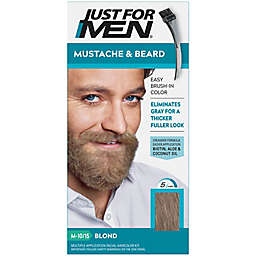 Just For Men® Mustache and Beard Brush-In Color Gel in Blonde