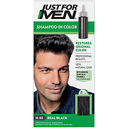 Just For Men® Shampoo Hair Color in Real Black-55