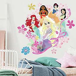 RoomMates® 7-Piece Disney Princess Palace Gardens XL Peel & Stick Decal Set in Pink