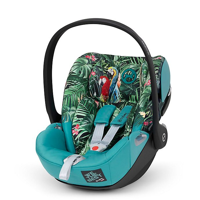 Alternate image 1 for CYBEX by DJ Khaled We The Best CLOUD Q Infant Car Seat with SensorSafe™