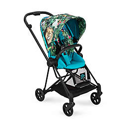 CYBEX by DJ Khaled We The Best MIOS Stroller with Matte Black Frame and We The Best Seat Pack