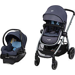 Maxi-Cosi® Zelia² 5-in-1 Modular Travel System in Slated Sky