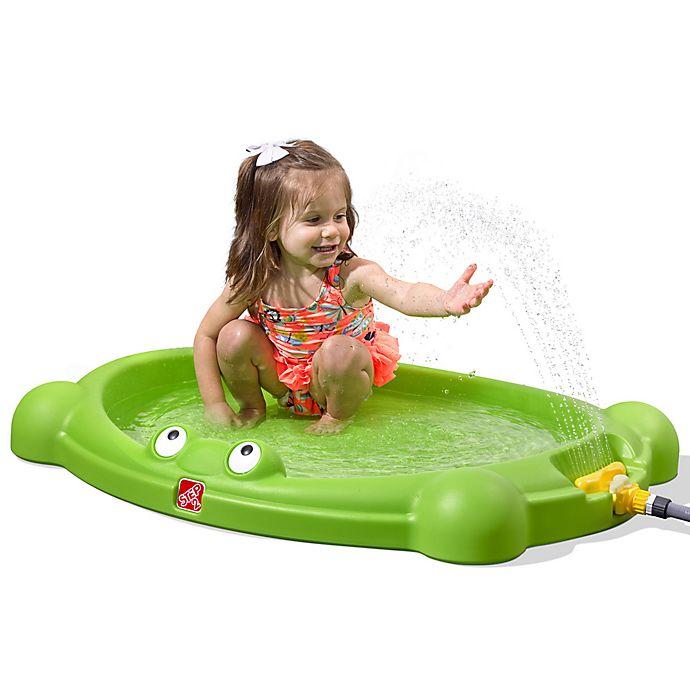 Alternate image 1 for Step2 Water Bug Splash Pad™ in Green