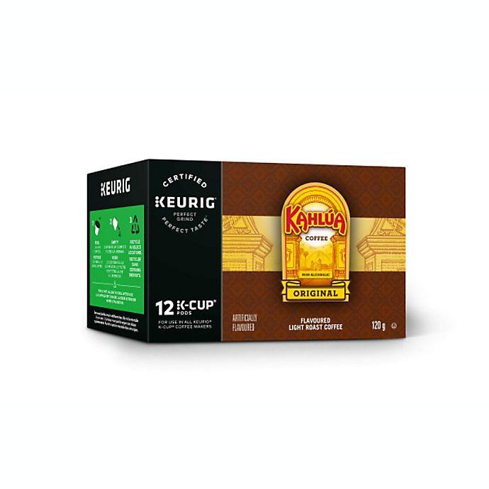 Alternate image 1 for Kahlua® Original Coffee Keurig® K-Cup® Pods 12-Count