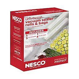 NESCO® Variety Pack of Vacuum Sealer Bags