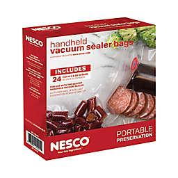 NESCO® 24-Pack Hand Vacuum Sealer Bags