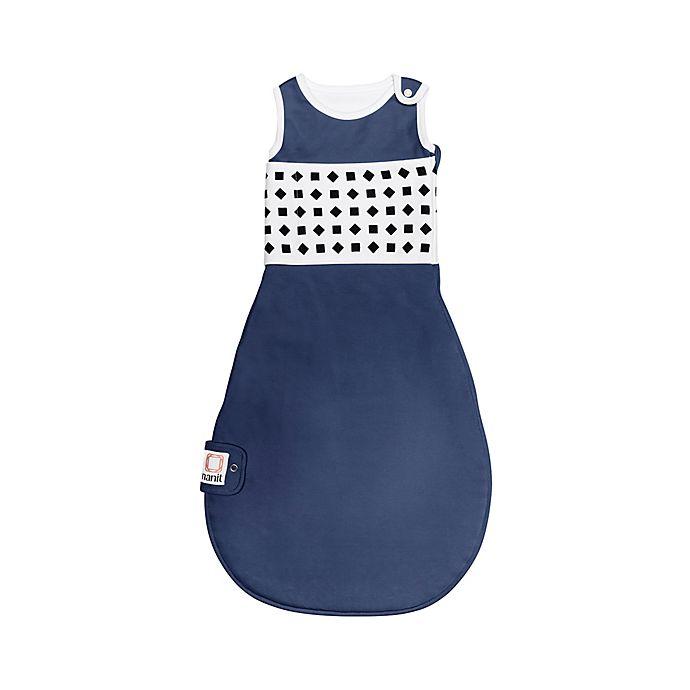 Alternate image 1 for Nanit Breathing Wear™ 3-6M Sleeping Bag, Midnight