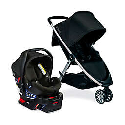 BRITAX® B-Lively™/B-Safe® Gen2™ Single Travel System in Eclipse Black