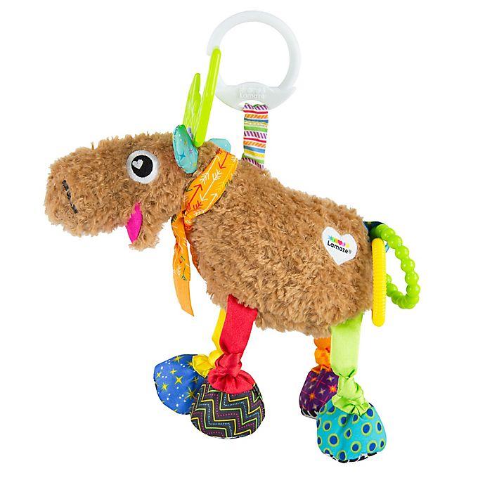 Alternate image 1 for Lamaze® Mortimer The Moose Plush Toy