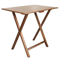 Eccostyle™ Bamboo Frame Folding Desk