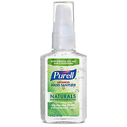 Purell® Advanced Hand Sanitizer Naturals 2 oz. with Plant Based Alcohol