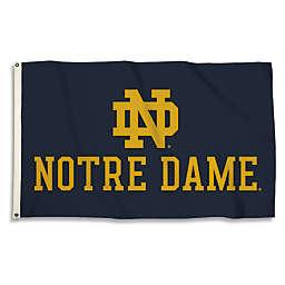 University of Notre Dame 3-Foot x 5-Foot Team Flag