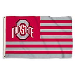 Ohio State University 3-Foot x 5-Foot Team Flag