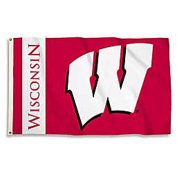 University of Wisconsin 3-Foot x 5-Foot Team Flag