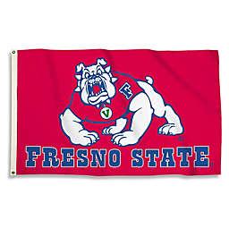 Fresno State University 3-Foot x 5-Foot Team Flag