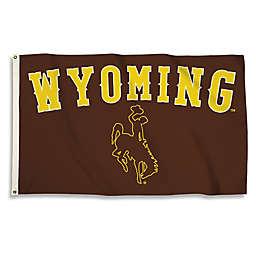 University of Wyoming 3-Foot x 5-Foot Team Flag
