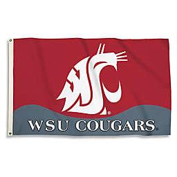 Washington State University 3-Foot x 5-Foot Team Flag