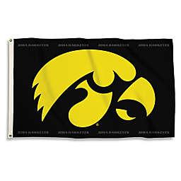 University of Iowa 3-Foot x 5-Foot Team Flag