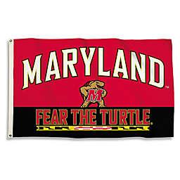 University of Maryland 3-Foot x 5-Foot Team Flag