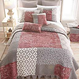 Donna Sharp® Fleur De Lis Square Quilt