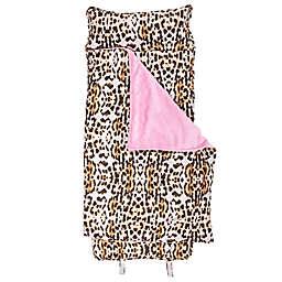 Stephen Joseph® All Over Print Nap Mat in Leopard