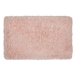 Simply Essential™ Plush 2'2 x 3'8 Shag Accent Rug in Rose Smoke