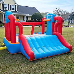 Step2 Max Sports Full Court Basketball 'N Slide Inflatable Bouncer