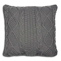 Alamode Home™ Skyland Jessmond European Pillow Sham in Grey