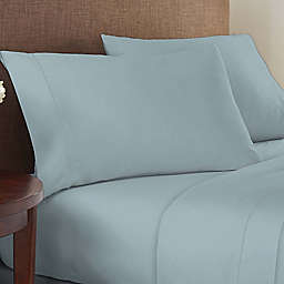 Therapedic® Wholistic™ 400-Thread-Count Performance Sateen Full Sheet Set in Cloud Blue