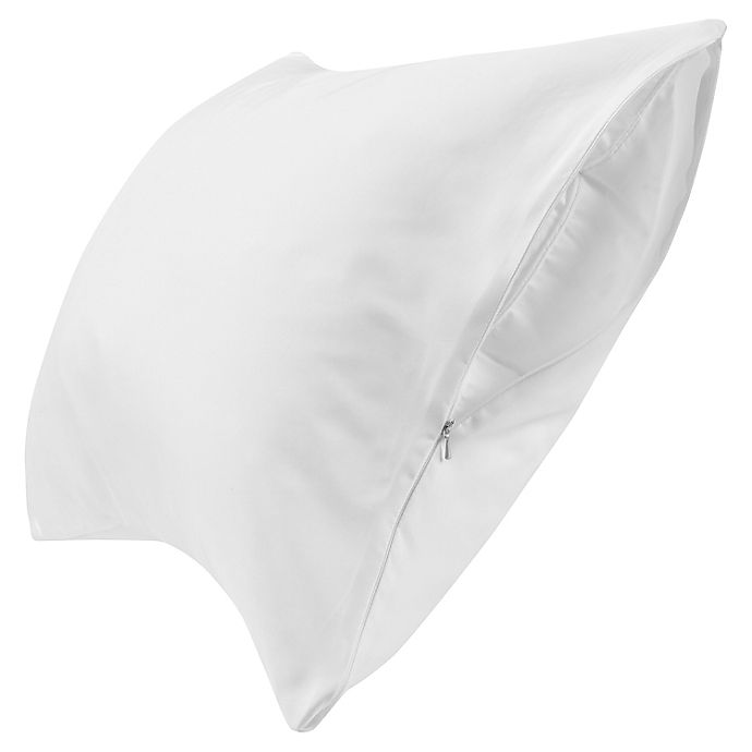 Alternate image 1 for Simply Essential™ Anti-Allergen Standard/Queen Pillow Protector