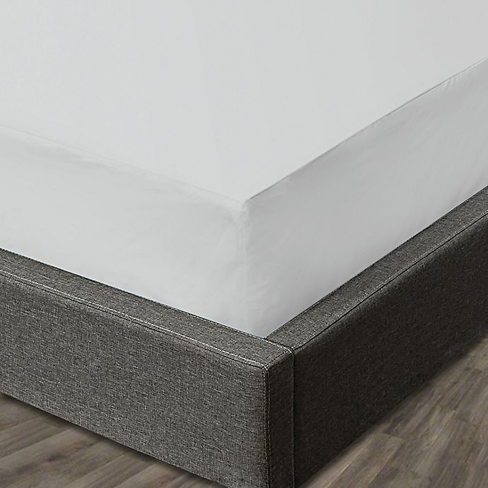 Alternate image 1 for Simply Essential™ Bed Bug Barricade Mattress Protector