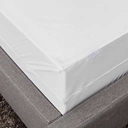 Simply Essential™ Vinyl Zippered Waterproof King Mattress Protector