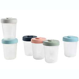 BEABA® Clip 6-Piece Food Storage Container Set