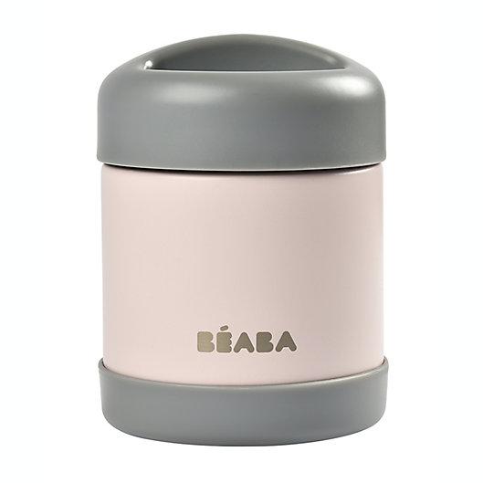Alternate image 1 for BEABA® 10 oz. Stainless Steel Jar