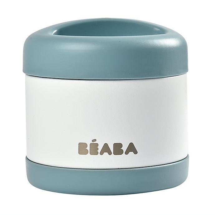 Alternate image 1 for BEABA® 16 oz. Stainless Steel Jar