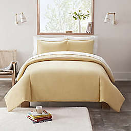 UGG® Devon 2-Piece Twin/Twin XL Duvet Cover Set in Sahara Sun