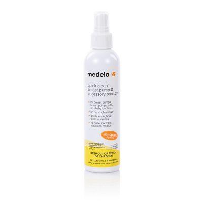 Medela® 8 oz. Quick Clean Breast Pump & Accessory Sanitizer