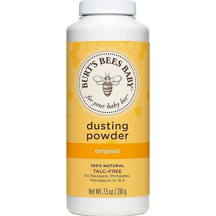 Alternate image 1 for Burt's Bees® Baby Bee® 7.5 oz. Dusting Powder