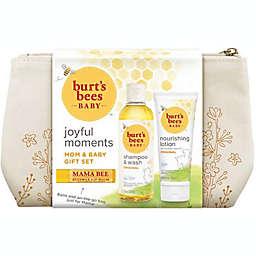 Burt's Bees Baby® Joyful Moments Baby and Mom Gift Set