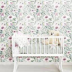 RoomMates® Clara Jean April Showers Peel and Stick Wallpaper