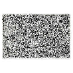 Wild Sage™ Noodle 20-Inch x 32-Inch Bath Mat in Grey