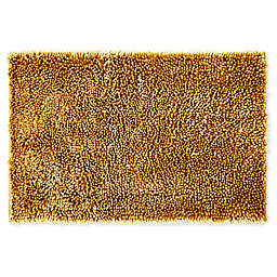 Wild Sage™ Noodle 20-Inch x 32-Inch Bath Mat in Yellow
