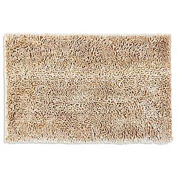 Wild Sage™ Noodle 24-Inch x 40-Inch Bath Mat in Sand